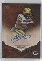 Veteran Autograph Short Print - Eddie Lacy  [EX to NM] #/50