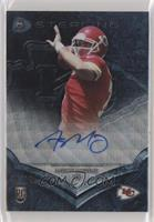 Rookie Autograph - Aaron Murray  [EX to NM] #/15