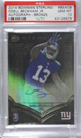 Odell Beckham Jr. /99 [PSA 10 GEM MT]