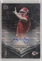 Rookie Autograph - Aaron Murray  #/25