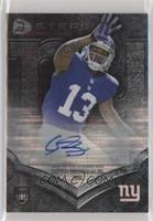 Rookie Autograph - Odell Beckham Jr. (Base) [Noted] #/25
