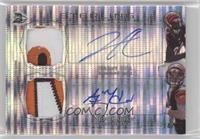 AJ McCarron , Jeremy Hill  #/44