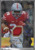 Carlos Hyde [Noted] #/125
