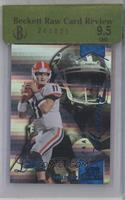 Row 2 - Aaron Murray [BRCR 9.5] #/150