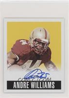 Andre Williams #/99