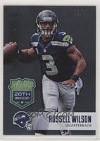 Russell Wilson #/20
