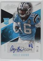 Philly Brown #/10