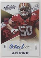 Chris Borland #/20