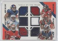Andre Williams, Bishop Sankey, Carlos Hyde, Devonta Freeman, Jeremy Hill, Tre M…