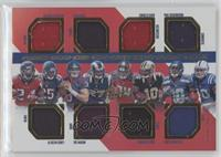 Brandin Cooks, Devonta Freeman, Donte Moncrief, Ka'Deem Carey, Tom Savage, Tre …