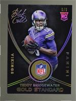 Teddy Bridgewater /5