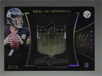 Ben Roethlisberger [Noted] #/25