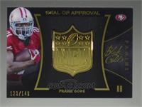 Frank Gore [EX to NM] #/149