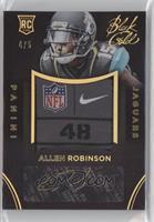 Allen Robinson /5