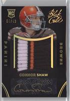 Connor Shaw #/49