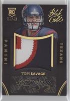Tom Savage /49