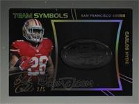 Carlos Hyde [Noted] #/5