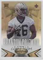Brandon Coleman #/25