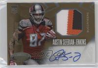 Freshman Fabric Mirror Signatures - Austin Seferian-Jenkins #/25