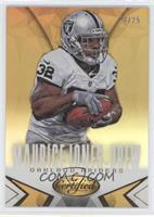 Maurice Jones-Drew #/25