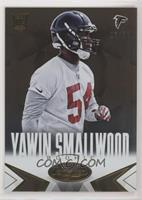 Yawin Smallwood #/25