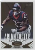 Arian Foster /25