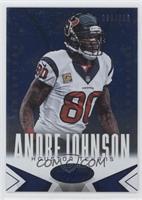 Andre Johnson #/100