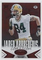 Jared Abbrederis #/149