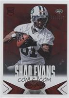 Shaq Evans #/149