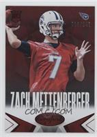 Zach Mettenberger #/149
