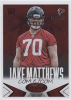 Jake Matthews #/249