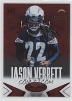 Jason Verrett #/249