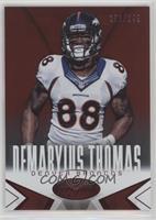 Demaryius Thomas #/249