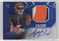 AJ McCarron #1/25