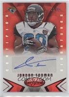 Jordan Todman #/49