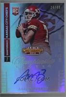 Aaron Murray (Looking to left side of card) [Noted] #/49