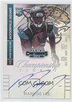 Marqise Lee (running) #/49