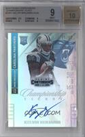 Kelvin Benjamin (ball in right hand) /5 [BGS 9 MINT]