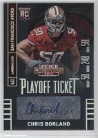 Chris Borland (No Ball) #135/199
