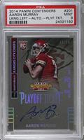 Aaron Murray (Looking to left side of card) [PSA 9 MINT] #/99