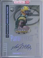 Davante Adams (running to side) [Uncirculated] #/99