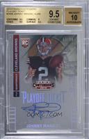 Johnny Manziel (posing) [BGS 9.5 GEM MINT] #/99