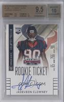 Jadeveon Clowney (no ball, posed) [BGS 9.5 GEM MINT] #/50