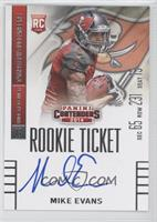 Mike Evans (running, looking to right side of card)