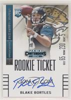 Blake Bortles (throwing, ball in right hand) [EX to NM]