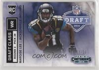 Marqise Lee #/10