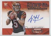 AJ McCarron #/100