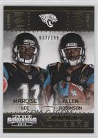 Allen Robinson, Marqise Lee /199