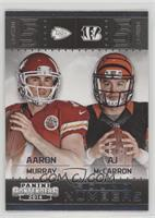 Aaron Murray, AJ McCarron