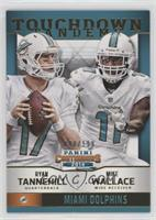 Mike Wallace, Ryan Tannehill /199